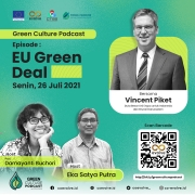 EU Green Deal (Podcast Green Culture)