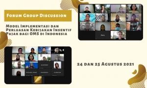 Kebijakan Insentif Pajak bagi OMS di Indonesia
