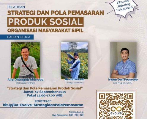 Strategi dan Pola Pemasaran Produk Sosial