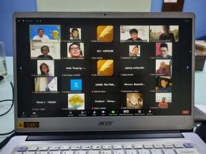 Webinar Transformasi Digital